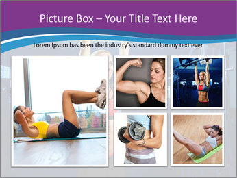 Perfect woman PowerPoint Template - Slide 19