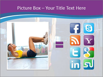 Perfect woman PowerPoint Template - Slide 21