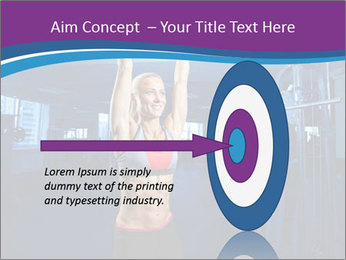 Perfect woman PowerPoint Template - Slide 83