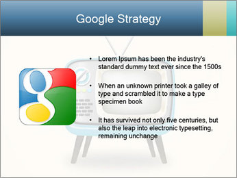 Old television PowerPoint Templates - Slide 10