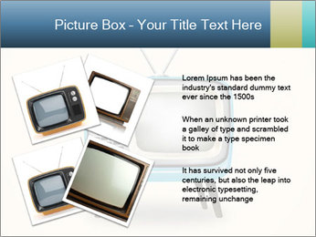 Old television PowerPoint Templates - Slide 23