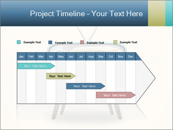 Old television PowerPoint Templates - Slide 25