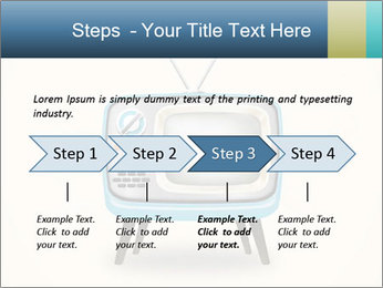 Old television PowerPoint Templates - Slide 4