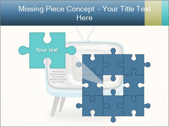 Old television PowerPoint Templates - Slide 45