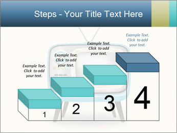 Old television PowerPoint Templates - Slide 64