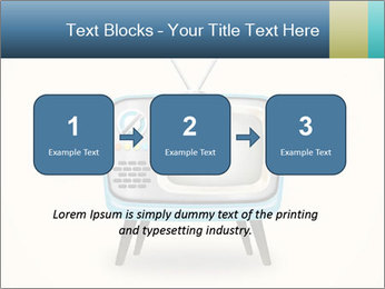 Old television PowerPoint Templates - Slide 71
