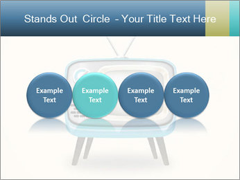 Old television PowerPoint Templates - Slide 76