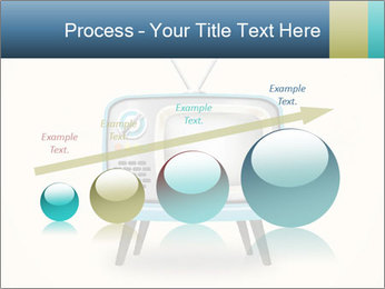 Old television PowerPoint Templates - Slide 87