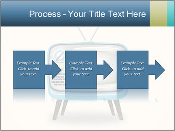 Old television PowerPoint Templates - Slide 88