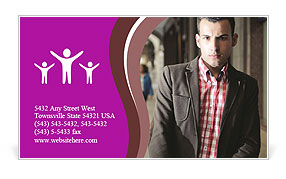 0000092396 Business Card Template