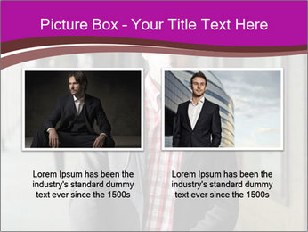 Young handsome man PowerPoint Template - Slide 18