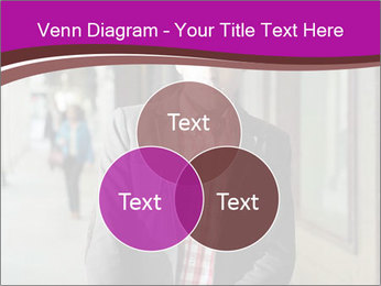 Young handsome man PowerPoint Template - Slide 33