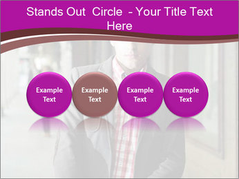 Young handsome man PowerPoint Template - Slide 76
