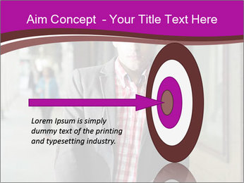 Young handsome man PowerPoint Template - Slide 83