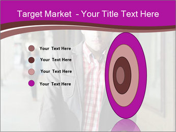 Young handsome man PowerPoint Template - Slide 84