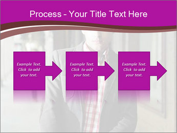 Young handsome man PowerPoint Template - Slide 88