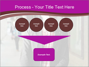 Young handsome man PowerPoint Template - Slide 93