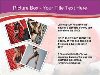 Mature woman PowerPoint Template - Slide 23