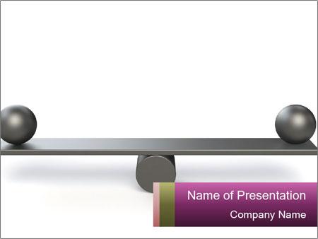 Balance PowerPoint Template