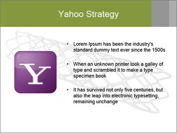Close-up image of stent PowerPoint Template - Slide 11