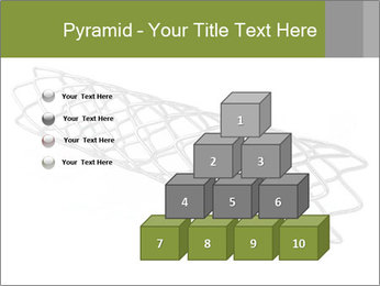 Close-up image of stent PowerPoint Template - Slide 31