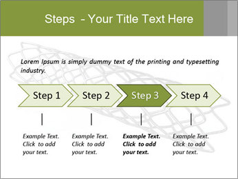 Close-up image of stent PowerPoint Template - Slide 4