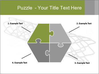 Close-up image of stent PowerPoint Template - Slide 40