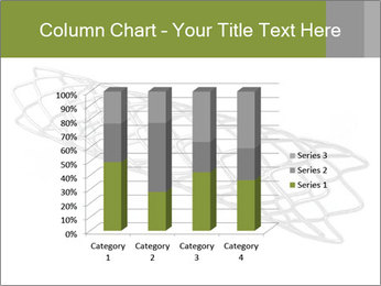 Close-up image of stent PowerPoint Template - Slide 50