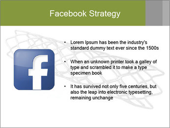 Close-up image of stent PowerPoint Template - Slide 6