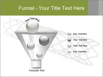 Close-up image of stent PowerPoint Template - Slide 63