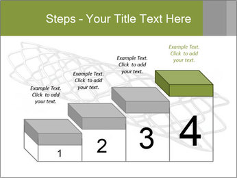 Close-up image of stent PowerPoint Template - Slide 64