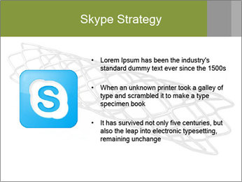 Close-up image of stent PowerPoint Template - Slide 8