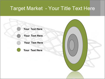 Close-up image of stent PowerPoint Template - Slide 84