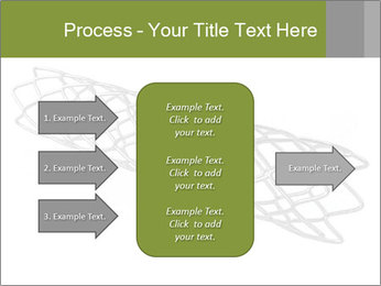 Close-up image of stent PowerPoint Template - Slide 85