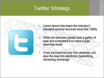 Close-up image of stent PowerPoint Template - Slide 9