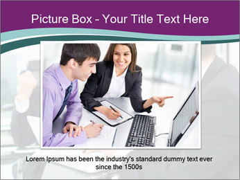 Business people PowerPoint Templates - Slide 16