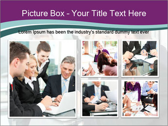 Business people PowerPoint Templates - Slide 19