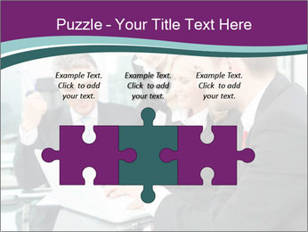 Business people PowerPoint Templates - Slide 42