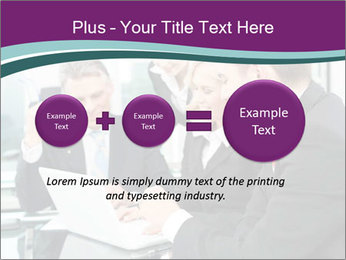 Business people PowerPoint Templates - Slide 75