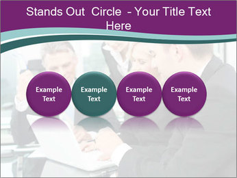 Business people PowerPoint Templates - Slide 76