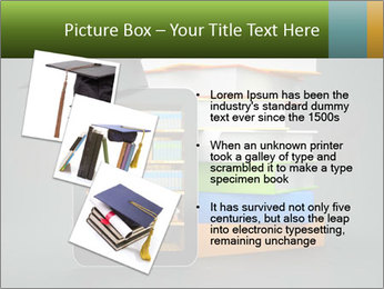 A tablet computer PowerPoint Template - Slide 17