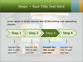 A tablet computer PowerPoint Template - Slide 4