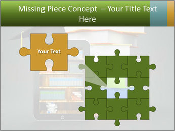 A tablet computer PowerPoint Template - Slide 45