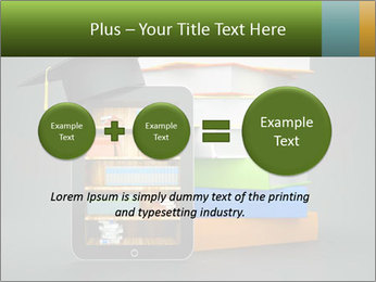 A tablet computer PowerPoint Template - Slide 75