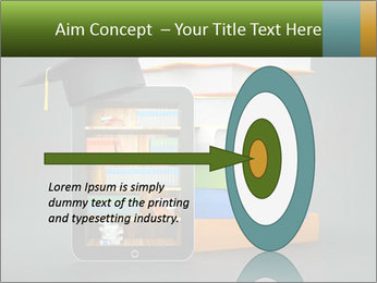 A tablet computer PowerPoint Template - Slide 83