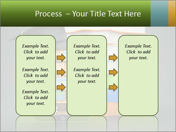A tablet computer PowerPoint Template - Slide 86
