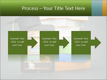 A tablet computer PowerPoint Template - Slide 88