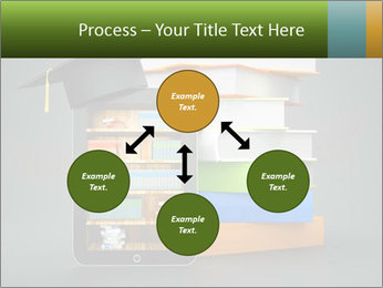 A tablet computer PowerPoint Template - Slide 91