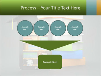 A tablet computer PowerPoint Template - Slide 93
