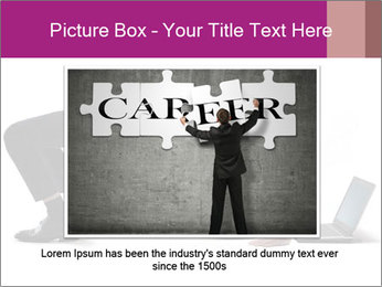 Young businessman PowerPoint Template - Slide 15